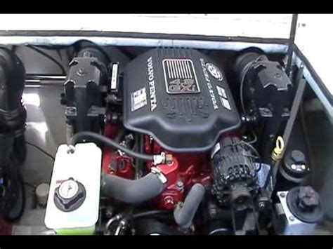 engines volvo gxi  youtube