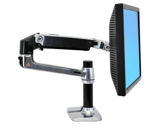 ergotron 45 295 026 lx desk mount tall pole