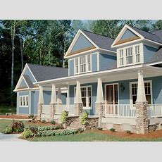 Curb Appeal Tips For Craftsmanstyle Homes  Hgtv