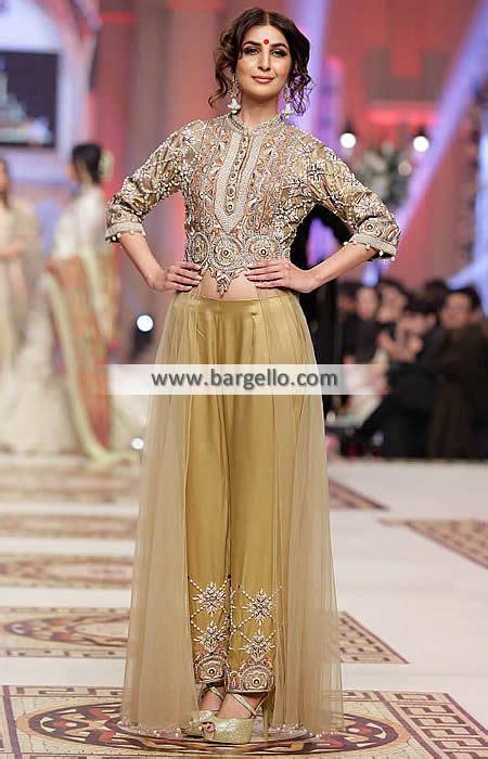 modern style dress mehndi event dress unique style dress