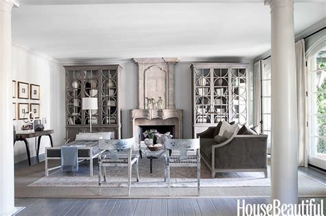 Designer Mary Mcdonald Cleanses The Color Palette  House