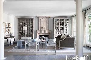 designer mary mcdonald cleanses the color palette house With house beautiful living room colors