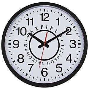 "4imprintcom Giant Wall Clock  16"" 106047 Imprinted"