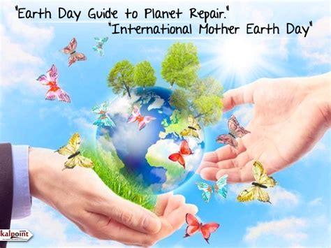 international earth day  national  international