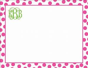 Hot Pink Polka Dot Borders | www.pixshark.com - Images ...