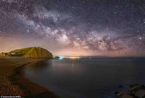 stunning images show  milky   incredible detail