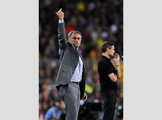 Jose Mourinho Photos FC Barcelona v Real Madrid CF La