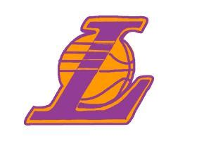 How to Draw Lakers Logo - DrawingNow