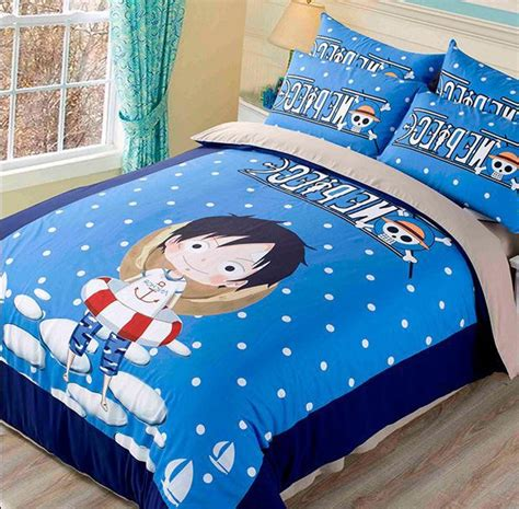 one piece anime quilt cover popular one piece anime bedding buy cheap one piece anime