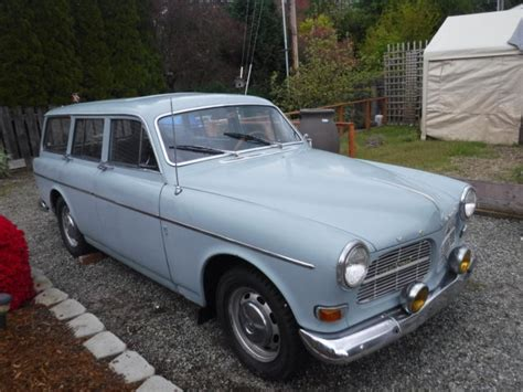 volvo amazon wagon  classic volvo