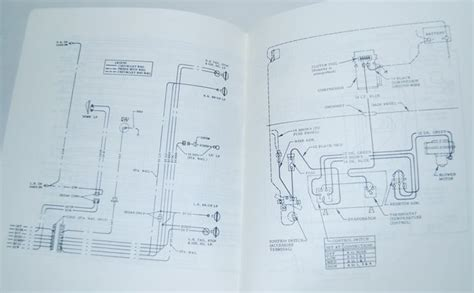 Chevelle Camino Electrical Wiring Diagram