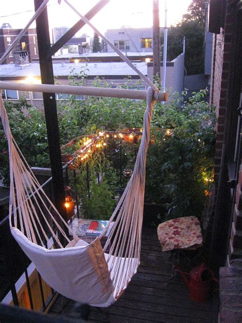 How To Hang A Hammock On An Apartment Balcony by 4 Ways To Spruce Up Your Escape Hotpads