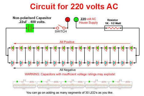 Image Result For Led Lights Driver Circuit Diy