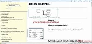 Mitsubishi Colt 2011 Service Manual