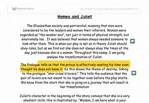 conclusion paragraph for romeo and juliet love essay  romeo and