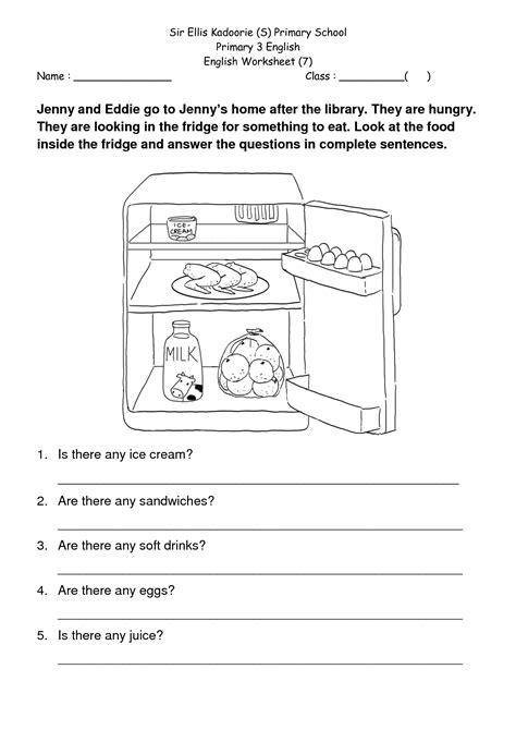 worksheet  primary school printable hd docx