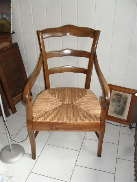 chaise fauteuil avec accoudoir bien chaise fauteuil avec accoudoir 0 fauteuil paille