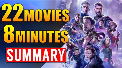 Everything You Need To Know Before Endgame In Hindi