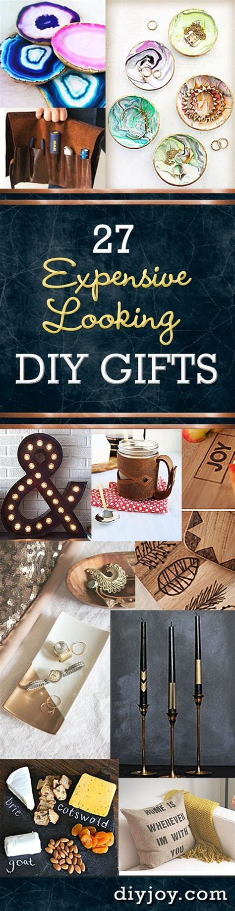 27 expensive looking inexpensive diy gifts creative