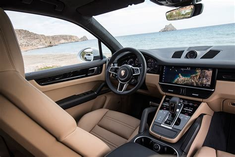 2017 Porsche Cayenne Interior by 2018 Porsche Cayenne S Review