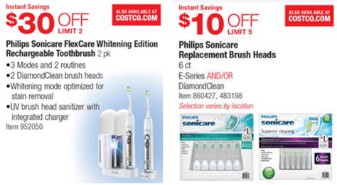 Finally A Sonicare Coupon For Canadian's – Save $10 off