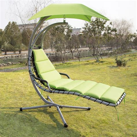 Hanging Chaise Lounger Canopy Chair Arc Stand Air Porch. Patio Furniture Shops. 3 Person Patio Swing Cushion. Porch Swing Bed With Stand. Apollo Patio Furniture Repair Houston Tx