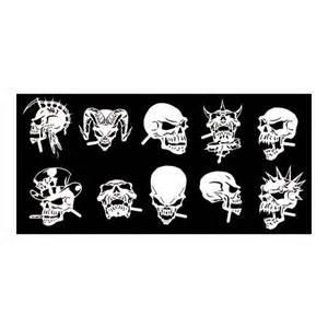 Cool Airbrush Stencils