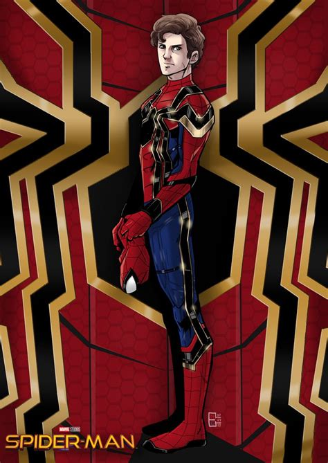 Iron Spider Suit  Spiderman  Homecoming Ver(in My