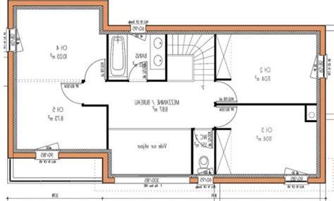 d馗o bureau maison plan maison plain pied 3 chambres 1 bureau cool plan habill rdc maison maison de plainpied with plan maison plain pied 3 chambres 1 bureau