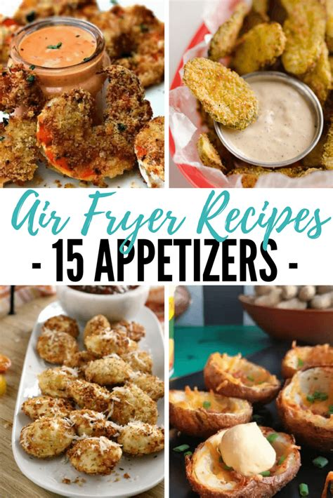 air fryer recipes   delicious appetizer recipes