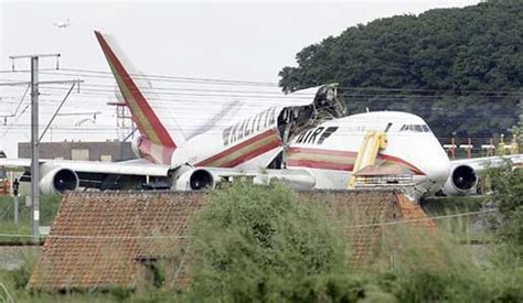 Accident of a Boeing 747 freighter operated by Kalitta Air ...