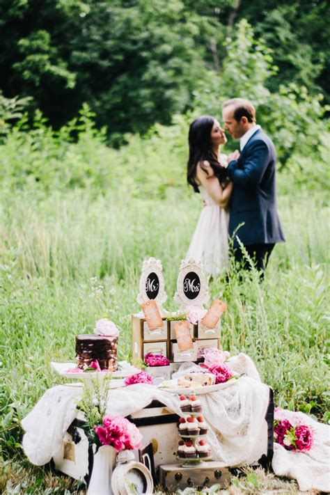 styled anniversary shoot romantic styled shoot rustic