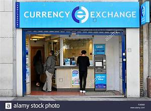 Bureau De Change International Currency Exchange Retail
