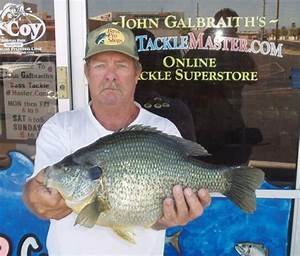 THE FISHING NEWS: POTENTIAL WORLD RECORD REDEAR SUNFISH