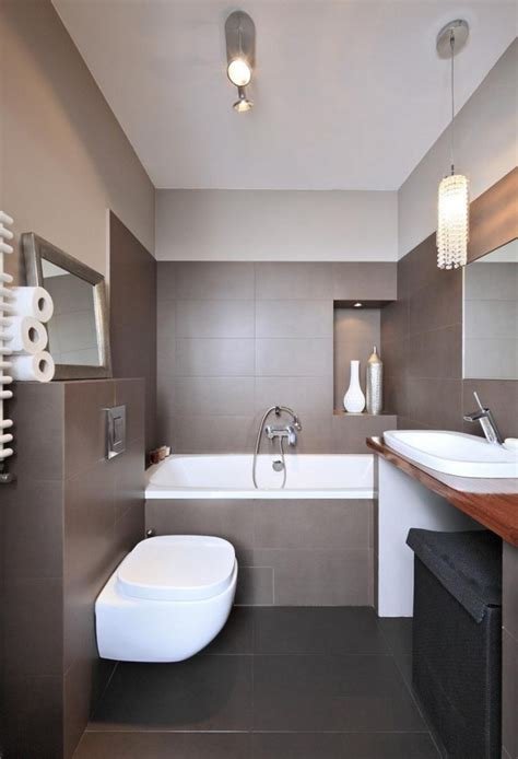 Kleines Bad Fliesen Bilder by Badezimmer Modern Einrichten 31 Inspirierende Bilder