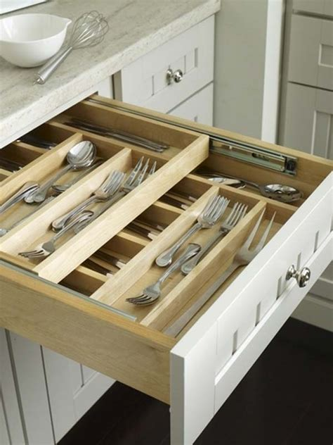 best kitchen drawer organizers top 27 clever and diy cutlery storage solutions 4515