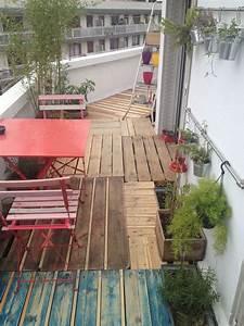Terrasse Avec Palette : terrasse avec palettes frappant terrasse en palette europe terrasse avec palette europe with ~ Melissatoandfro.com Idées de Décoration