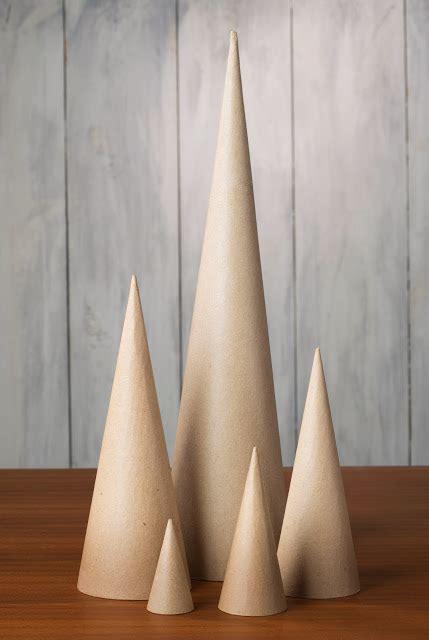 paper mache cones craft warehouse