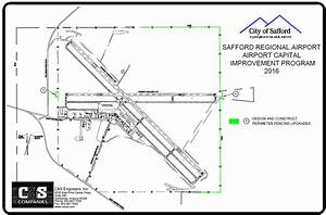Airport To Upgrade Perimeter Security Fencing