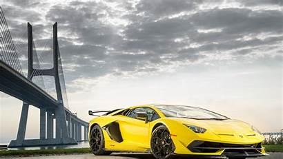 Lamborghini Aventador Svj 4k Cars Wallpapers Resolution