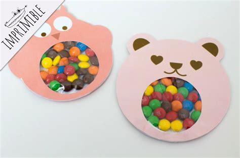 como hacer dulceros en fomi de osito dulceros para san valent 237 n para imprimir gratis