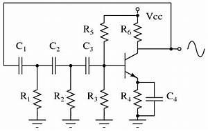oscillator circuits practical analog semiconductor With oscillator circuit