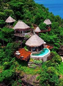 Endroit De Reve : turtle island resort fidji h tels du monde travel destinations island resort et places ~ Nature-et-papiers.com Idées de Décoration