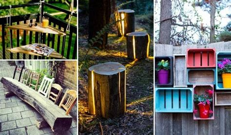 wow  diy reclaimed wood projects   homes outdoor