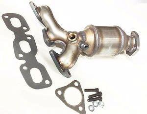 Mazda Mpv Bank Manifold Catalytic Converter