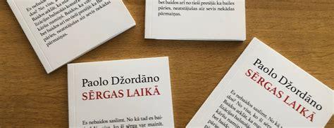 Latviski izdota itāļu fiziķa un rakstnieka Paolo Džordāno ...