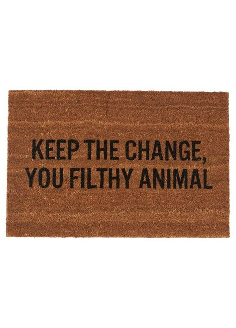 keep the change doormat 1000 home alone quotes on home alone 2 quotes