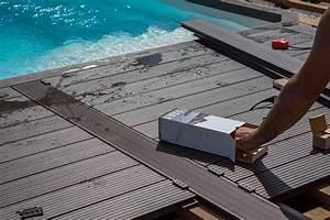 Poser Une Terrasse En Composite : terrasse en composite pose et prix au m2 bienchezmoi ~ Melissatoandfro.com Idées de Décoration