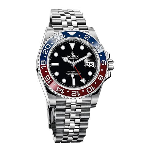 Fake Luxury Rolex Oyster and GMT – Master II watches ...