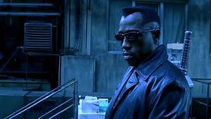 """Comic Con 2015: Snipes """"In Talks"""" With Marvel About Blade ..."""